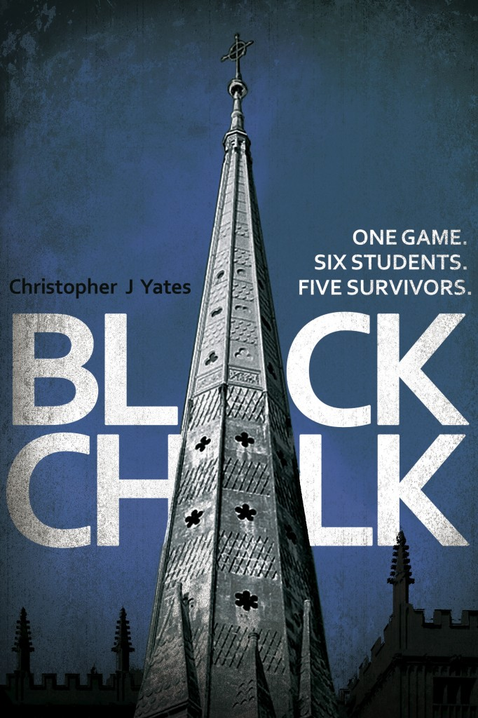 Black Chalk, UK hardback