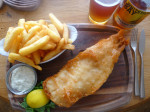 ...and fish and chips