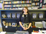 The gracious and wonderful Lutyens & Rubinstein bookshop in Notting Hill hosted the party