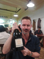 """""""What do you mean I only get one magnum to myself?"""" (More celebrating at St. John Bread & Wine)"""