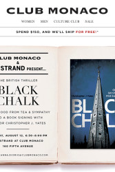 Club Monaco Event