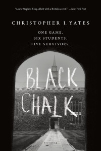 black chalk picador cover