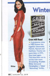 Grist Mill Road in People, Us Weekly & Entertainment Weekly